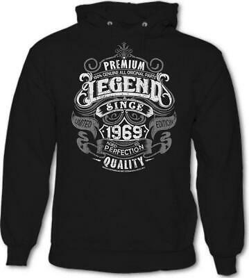 Legends Are Born In 1958 Funny Birthday Men/'s Mens Hoody Gift 61st Sixty One