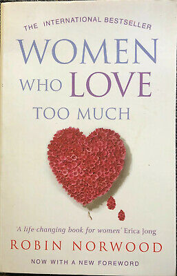Women Who Love Too Much By Robin Norwood Paperback Free Shipping
