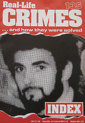 Real-Life Crimes magazine Issue 135 Index