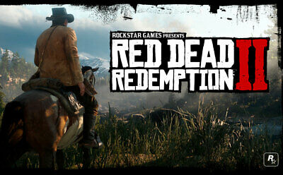 RED DEAD REDEMPTION 2 ULTIMATE EDITION PC (2019) + ALLES DLC |Rockstar-Account|
