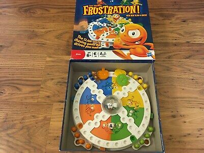Hasbro 14633 Frustration Board Game Ages 6 and Up SLAM-O-MATIC Children Kids