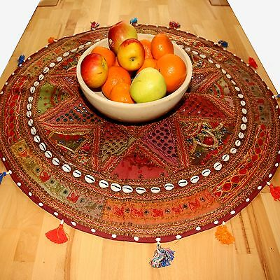 Wall Carpet Tablecloth Wall Hanging Bedouin Runner Carpet round 23