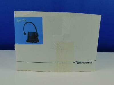Plantronics SAVI W710 Wireless Headset mit Basisstation Einohr-Headset
