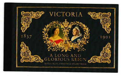 Gb 2019 Queen Victoria Bicentenary Prestige Booklet Dy30