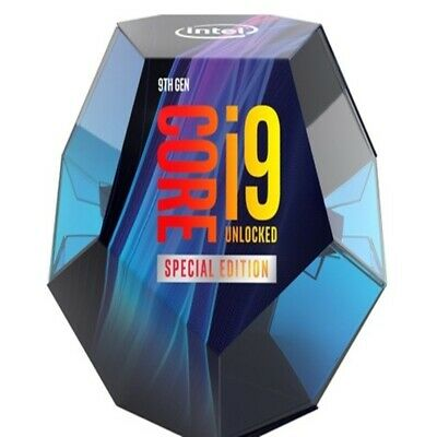 Intel Core i9 9900KS CPU 5.0GHz LGA 1151 16MB 8 Core 16 Thread Desktop Processor
