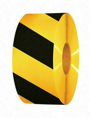 """Mighty Line Floor Marking Tape, Striped, Continuous Roll, 100 Ft 6"""" Width"""
