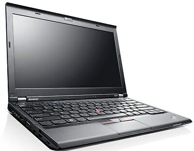 Lenovo Thinkpad X230 12,5'' HD Notebook Intel Core i5 2,60GHz 4GB RAM ohne HDD