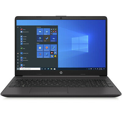 "Pc Computer Portatile Laptop Notebook Hp 255 G7 15,6"" 8Gb Ssd 256Gb Windows 10"