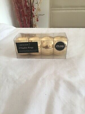 wholesale joblot Napkin Ring X8 Packs
