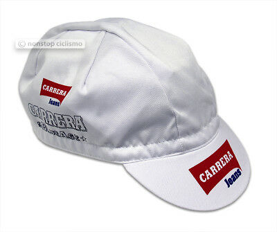Genuine Classic VINI CALDIROLA SIDERMEC Cycling cap Italian Made