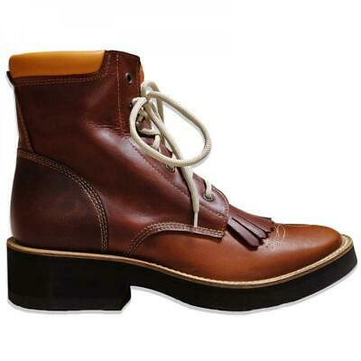 4293 - Stivale Monta Western Barkley Lacer Boots