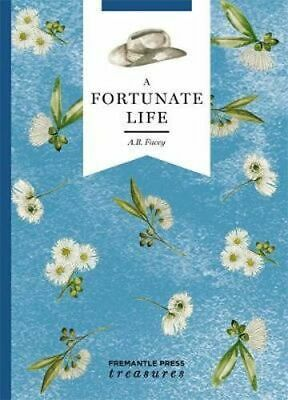 NEW A Fortunate Life By A. B. Facey Hardcover Free Shipping