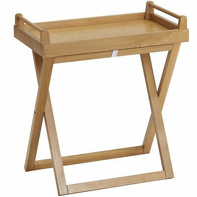 NEW Hemsley Oak Tray Table - The Home Collective,Kitchen & Butler Trays