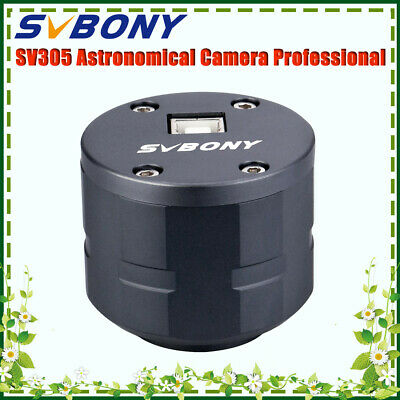 "SV305 2MP Astronomy Camera 1.25"" USB2.0 Electronic Eyepieces for Photography AU"