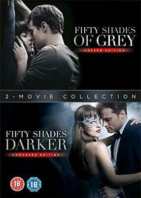 Fifty Shades Darker + Fifty Shades of Grey DVD Double Pack DVD + Digital Copy [2