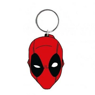 Deadpool PVC Keyring with Free UK P&P