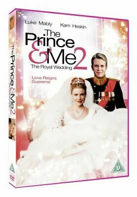 , The Prince And Me 2 - The Royal Wedding [DVD], Like New, DVD