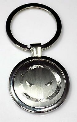 Dead Pool Game Comic Keychain Key Chain Tag Engraved Silver Tone Metal KEN-0001