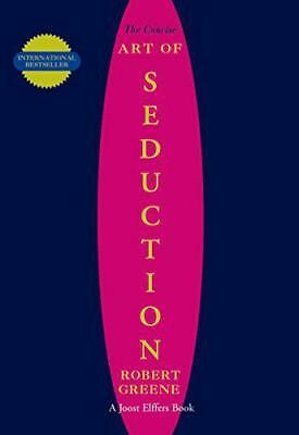 The Concise Art of Seduction by Robert Greene, NEW Book, FREE