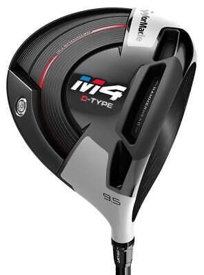 TaylorMade M4 D-Type Driver Men's New - Choose Specs!