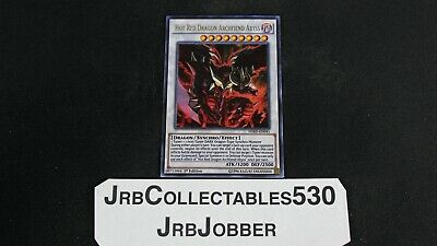 YuGiOh HOT RED DRAGON ARCHFIEND ABYSS HSRD-EN041 1ST ULTRA X1