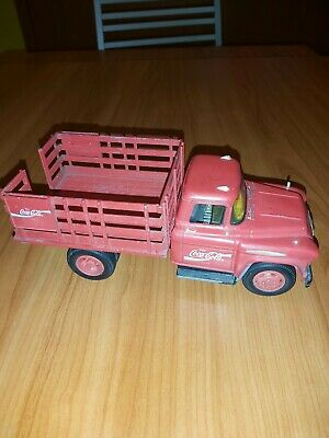 CAMION COCA COLA GMC COKE BRAND TRUK MARKETED BY ERTL COMPANY  Vintage Anni 50