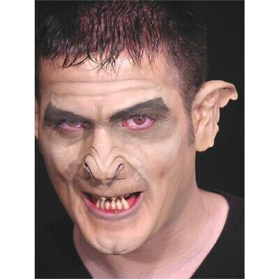 Ogre Red Blister False Theatrical Rubber Special Prosthetic Fancy Dress Nose