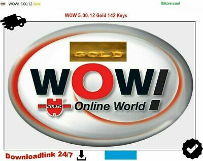 WOW 5.00.12 gold download 142keys 24/7