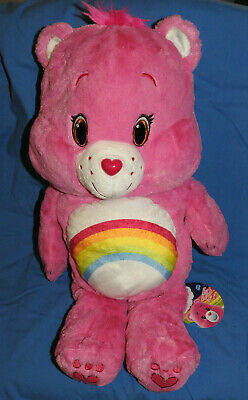"""Cheer Care Bear - 50Cm / 25"""" Tall - New With Tags"""
