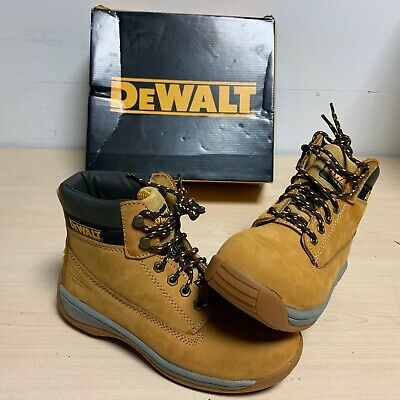 DeWalt APPRENTICE  HONEY Boots  SIZE UK 6 EU 40 *NEW*