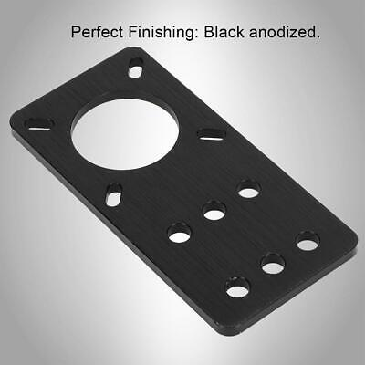 1PC Aluminum Motor Mounting Plate for Nema 17 Stepper Motor 3D Printer T6 Board
