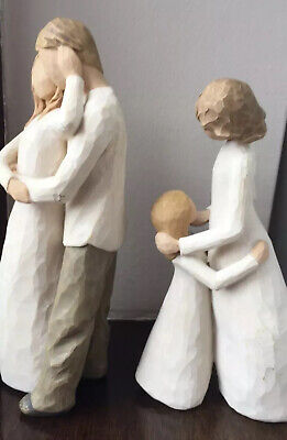 Willow Tree Figure ~ Together & Mother and Daughter