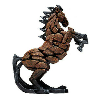 HORSE Evocative Fiercely Modern Hand Crafted Sculpture Edge Sculpture Figure