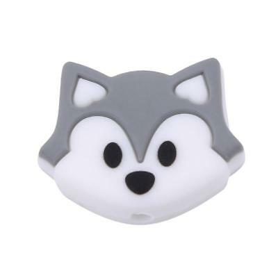 Kids Baby Ring Teething Toy Teethers Animal Squirrel Raccoon Toys Interesting 6L