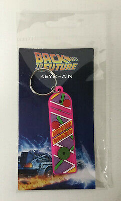 Back To The Future Hoverboard Keychain Key Ring