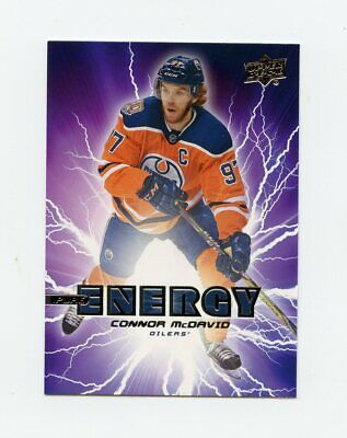 19/20 Upper Deck Series 1 Pure Energy #Pe 1-50