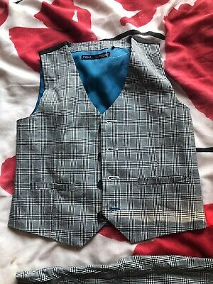 Kids Childrens Boys Waistcoat,trousers,shirt  - 2 years