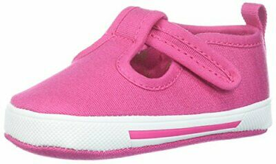 Baby Deer Girls' 0004149 Mary Jane Flat, Fuchsia, 1 Child US Infant