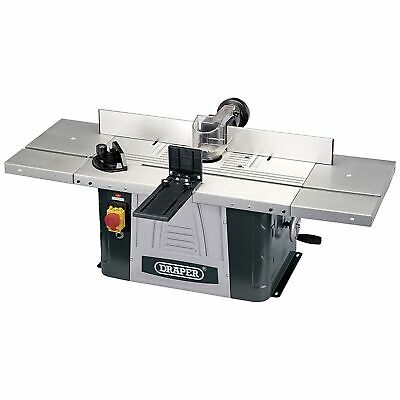 Draper 1500W 230V Bench Mounted Spindle Moulder - BMSM