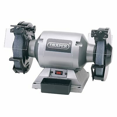 Draper 230V 200MM Heavy Duty Bench Grinder - GHD200