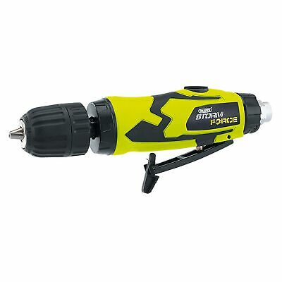 Draper Storm Force Composite 10MM Air Drill with Keyless Chuck - SFSAD