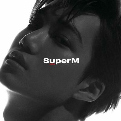 [SUPERM] THE 1ST MINI ALBUM 'SUPERM' - TEMIN VER. Full Package