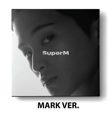 [SUPERM] THE 1ST MINI ALBUM 'SUPERM' - MARK VER. Full Package