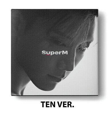 [SUPERM] THE 1ST MINI ALBUM 'SUPERM' - TEN VER. Full Package