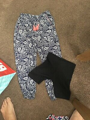 Girls Trousers Age 6-7 Years