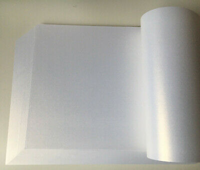 A4 White Gold Dust 250gsm DS Quality Shimmer Pearlescent Card