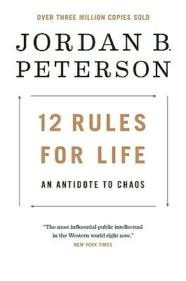 12 Rules for Life 2018 by Jordan B. Peterson  {P.D.F}