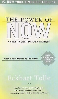 The Power of Now: A Guide to Spiritual Enlightenmentby Eckhart Tolle {P.D.F}