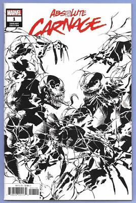 Marvel Comics Absolute Carnage NM Deodato B/W Sketch Party Variant 1per store!!d