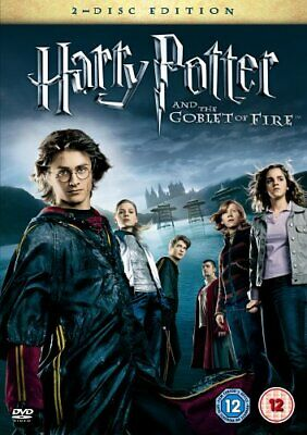 Harry Potter And The Goblet Of Fire (2 Disc Edition) [DVD] [2005], Good, DVD, FR